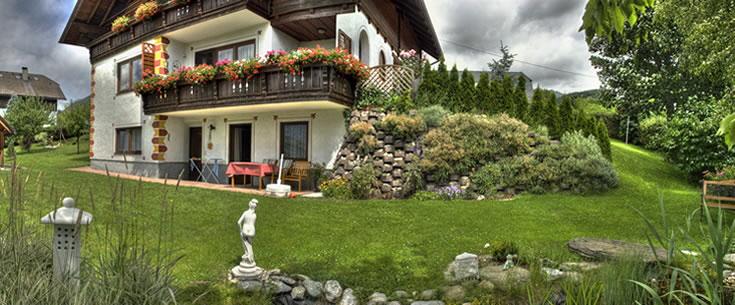 Ferienwohnung Bader im Landhausstil - in Grabendorf Salzburg Österreich
